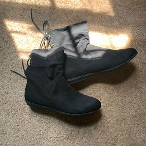 half length boots